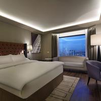 Ankara HiltonSA Hotel Guest room