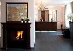 The von Stackelberg Hotel Tallinn - Tallinn - Lobi