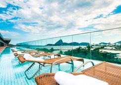 Prodigy Santos Dumont By Gjp - Rio de Janeiro - Kolam
