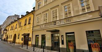 Hotel Pav - Praha - Bangunan