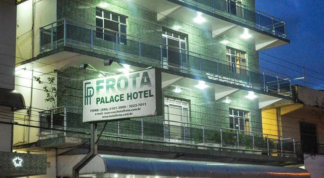 Frota Palace Hotel - Macapá - Building