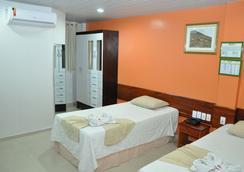 Frota Palace Hotel - Macapá - Kamar Tidur