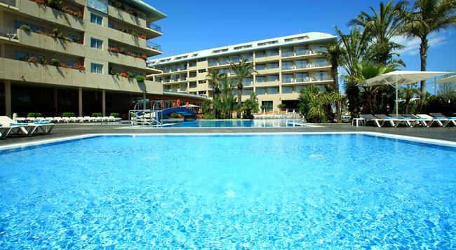 Aqua Hotel Onabrava & Spa - Santa Susanna - Pool