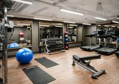 Halcyon - a hotel in Cherry Creek - Denver - Gym