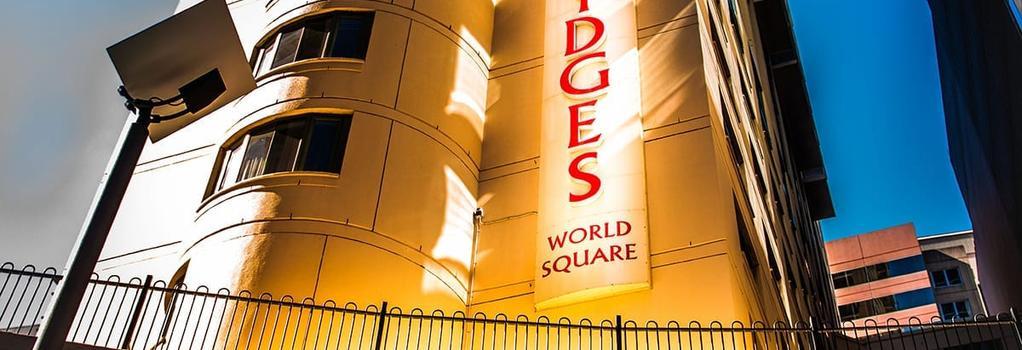 Rydges World Square - Sydney - Building