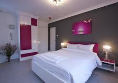 Central Park Hotel - London - Kamar Tidur
