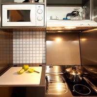 Derag Livinghotel am Deutschen Museum In-Room Kitchen