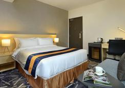 Pacific Express Hotel - Kuala Lumpur - Kamar Tidur