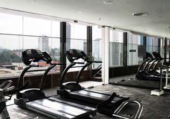 Pacific Express Hotel - Kuala Lumpur - Gym