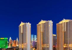 Aaa Deluxe Suite At The Signature Condo Hotel - Las Vegas - Bangunan