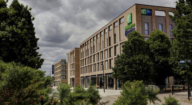 Holiday Inn Express London - Excel - London - Building