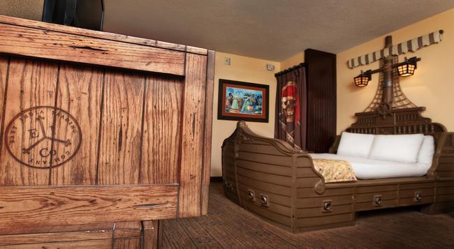 Disney's Caribbean Beach Resort - Lake Buena Vista - Bedroom
