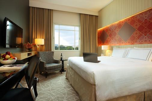 Rendezvous Hotel Singapore - Singapura - Kamar Tidur