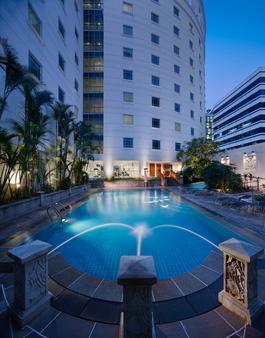 Rendezvous Hotel Singapore - Singapura - Kolam