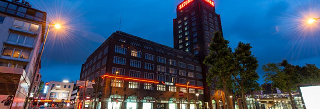 Azimut Hotel Cologne - Cologne - Building