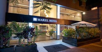 Mariel Hotel Boutique - Lima - Ruang tamu