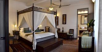 Satri House - Luang Prabang - Kamar Tidur