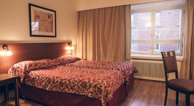 Hotel Anna - Helsinki - Bedroom
