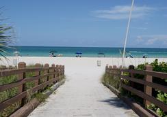 Westgate South Beach Oceanfront Resort - Miami Beach - Pantai