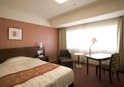 Solaria Nishitetsu Hotel - Fukuoka - Kamar Tidur