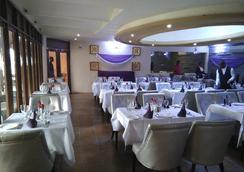 Nirvana Inn - Accra - Restoran