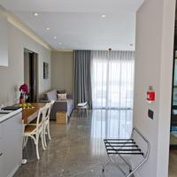 Ramada Resort Bodrum Two Bedroom Connection Suite with Pool Kitchen