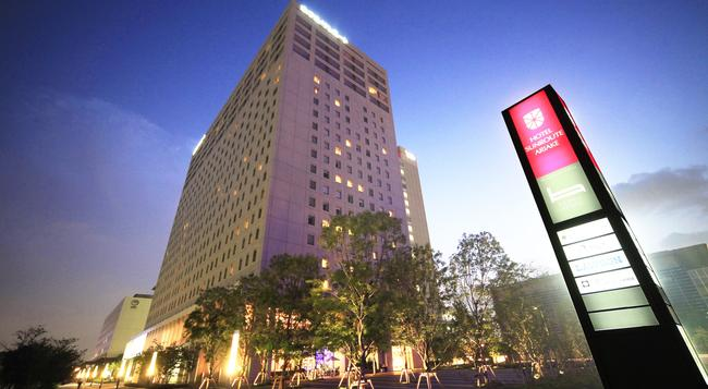 Hotel Sunroute Ariake - Tokyo - Building