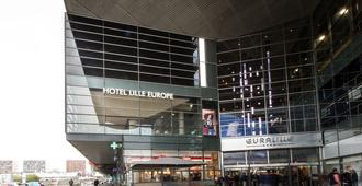 Hotel Lille Europe - Lille - Bangunan