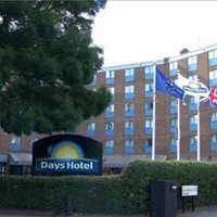 Days Hotel London- Waterloo Hotel Front