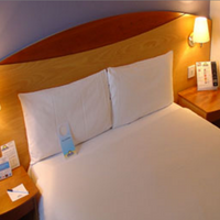 Days Hotel London- Waterloo One Double Guest Room