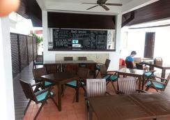 Baan Bophut Beach Hotel - Ko Samui - Restoran