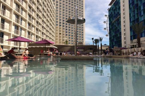 Harrah's Las Vegas Hotel & Casino - Las Vegas - Kolam