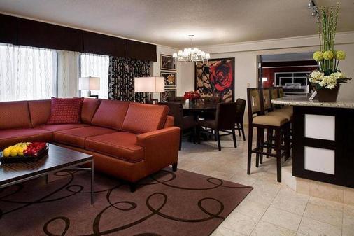 Harrah's Las Vegas Hotel & Casino - Las Vegas - Ruang tamu