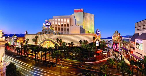 Harrah's Las Vegas Hotel & Casino - Las Vegas - Bangunan