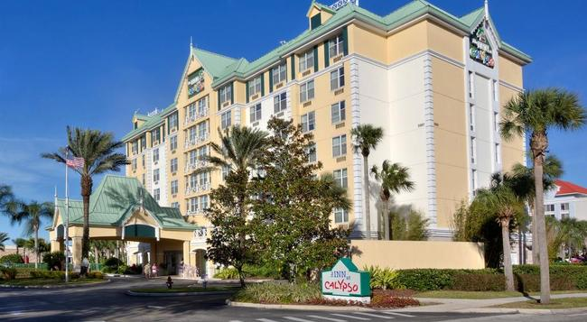 The Inn at Calypso - Kissimmee - Building