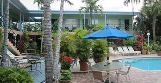 Victoria Park A North Beach Village Resort Hotel - Fort Lauderdale - Bangunan