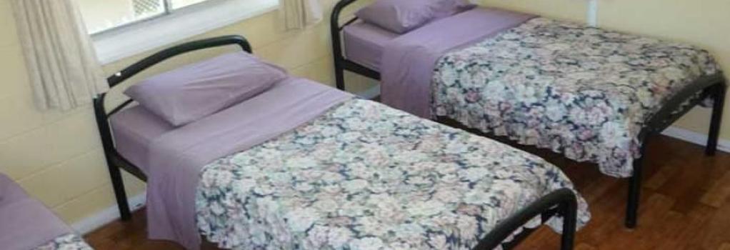 Castaways Backpackers - Cairns - Bedroom