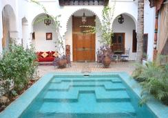 Riad Ghali & Spa - Marrakesh - Kolam