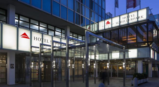 Austria Trend Hotel Schillerpark Linz - Linz - Building
