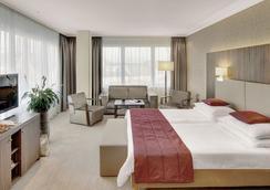 Austria Trend Hotel Schillerpark - Linz - Kamar Tidur