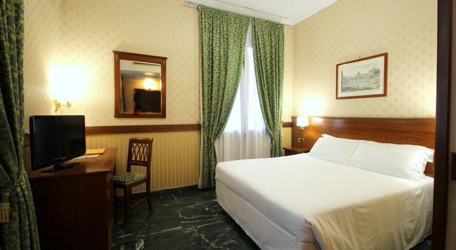 Grand Hotel Gianicolo - Rome - Bedroom