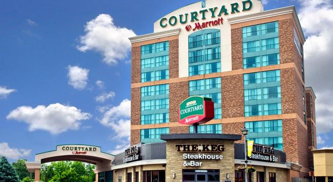 Courtyard by Marriott Niagara Falls - Niagara Falls - Building