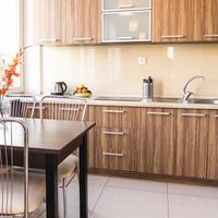 Lux Aparthotel In-Room Kitchen