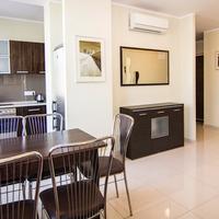 Lux Aparthotel Living Area