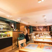 Lux Aparthotel Restaurant