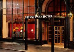 The Bryant Park Hotel - New York - Bangunan