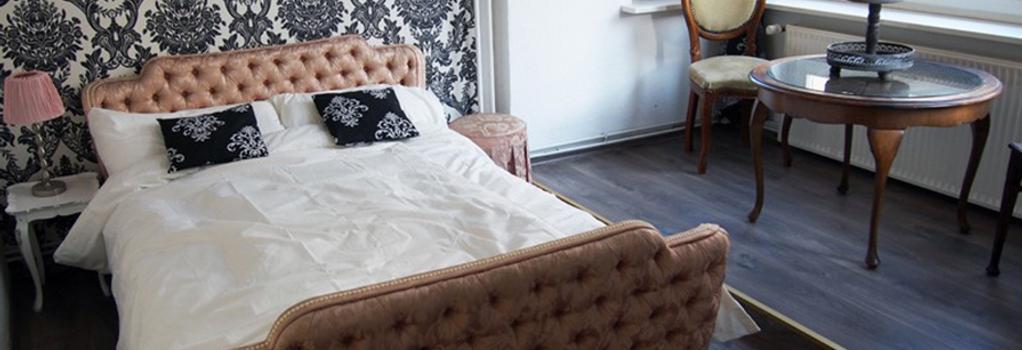 Box61 Art Concept Flat - Berlin - Bedroom