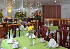 Mision Express Zona Rosa - Kota Meksiko - Restoran