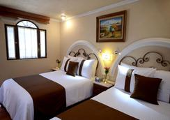 Hotel Misión Arcángel Puebla - Puebla - Kamar Tidur