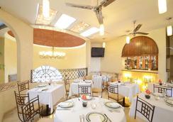Hotel Misión Arcángel Puebla - Puebla - Restoran
